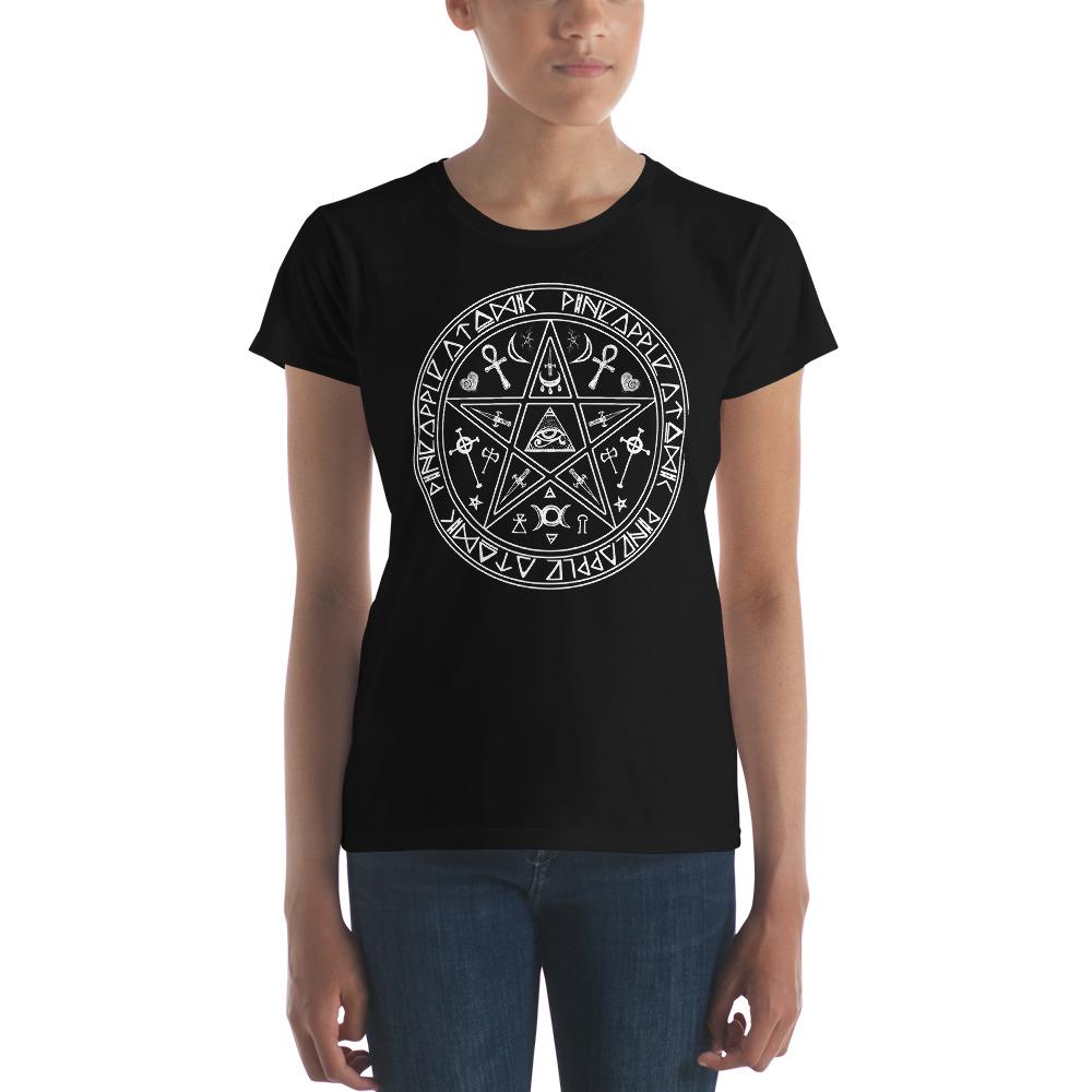 6968b918e308c Invoker Short Sleeve Fitted T-Shirt – Atomic Pineapple